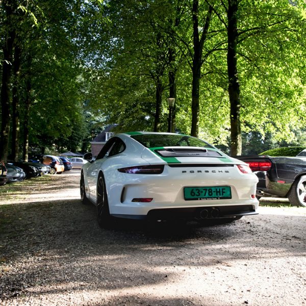 Dutch business trip impressie Porsche
