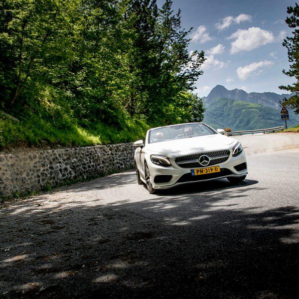Roadtrips.nu | Royal Six impressie Mercedes